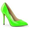 AMUSE-20 Neon Green Patent